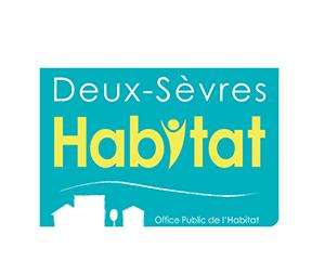 logo Deux Sevres Habitat